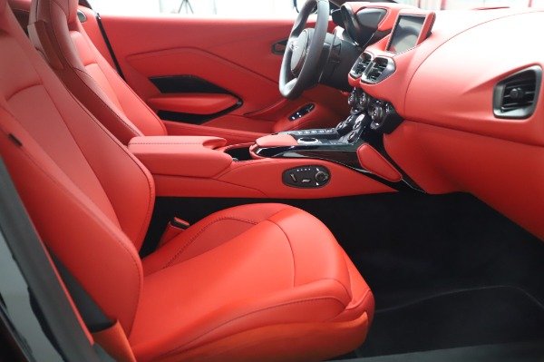 New 2020 Aston Martin Vantage Coupe for sale $185,181 at Maserati of Greenwich in Greenwich CT 06830 18