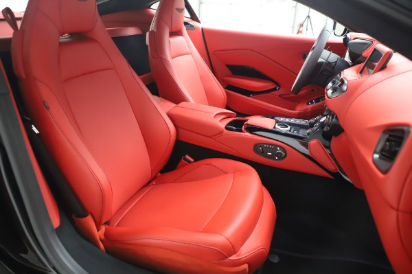 New 2020 Aston Martin Vantage Coupe for sale $185,181 at Maserati of Greenwich in Greenwich CT 06830 19
