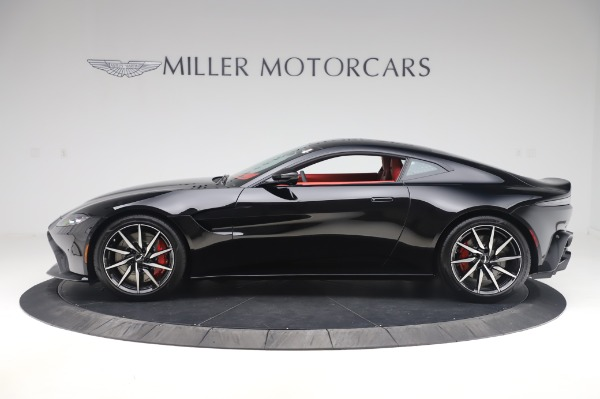 New 2020 Aston Martin Vantage Coupe for sale $185,181 at Maserati of Greenwich in Greenwich CT 06830 2
