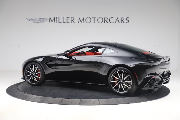 New 2020 Aston Martin Vantage Coupe for sale $185,181 at Maserati of Greenwich in Greenwich CT 06830 3