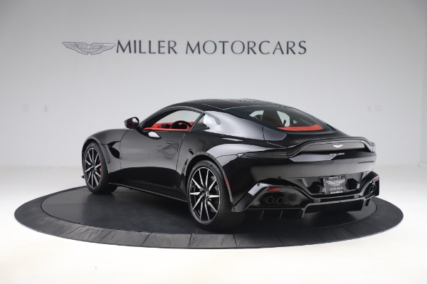 New 2020 Aston Martin Vantage Coupe for sale $185,181 at Maserati of Greenwich in Greenwich CT 06830 4