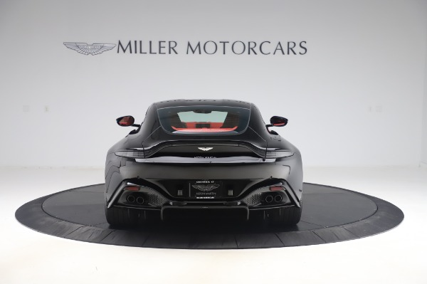 New 2020 Aston Martin Vantage Coupe for sale $185,181 at Maserati of Greenwich in Greenwich CT 06830 5