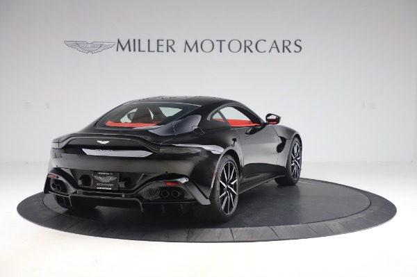 New 2020 Aston Martin Vantage Coupe for sale $185,181 at Maserati of Greenwich in Greenwich CT 06830 6