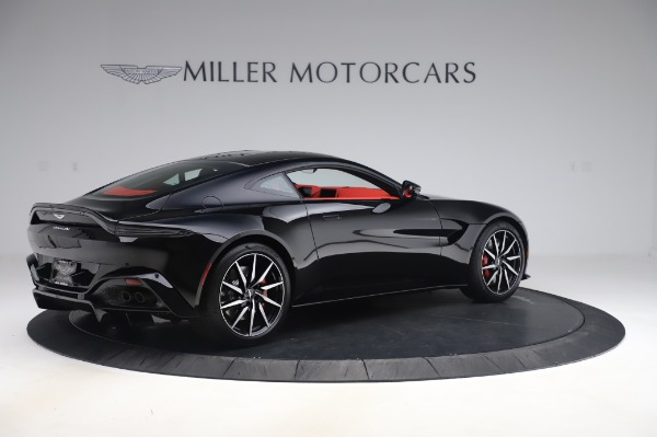 New 2020 Aston Martin Vantage Coupe for sale $185,181 at Maserati of Greenwich in Greenwich CT 06830 7