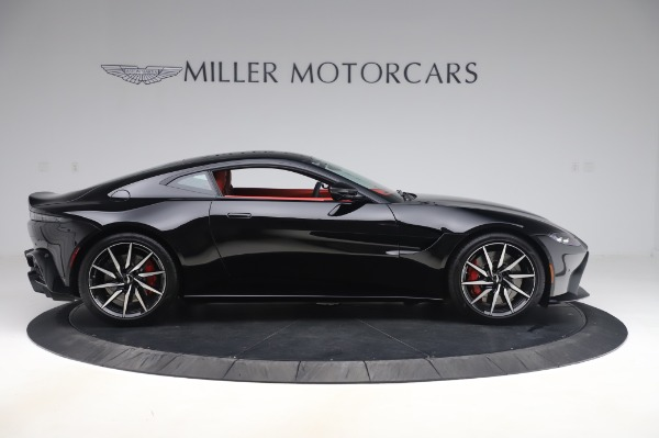 New 2020 Aston Martin Vantage Coupe for sale $185,181 at Maserati of Greenwich in Greenwich CT 06830 8