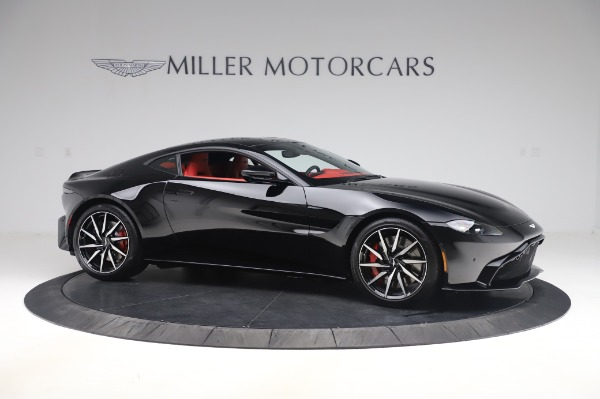 New 2020 Aston Martin Vantage Coupe for sale $185,181 at Maserati of Greenwich in Greenwich CT 06830 9