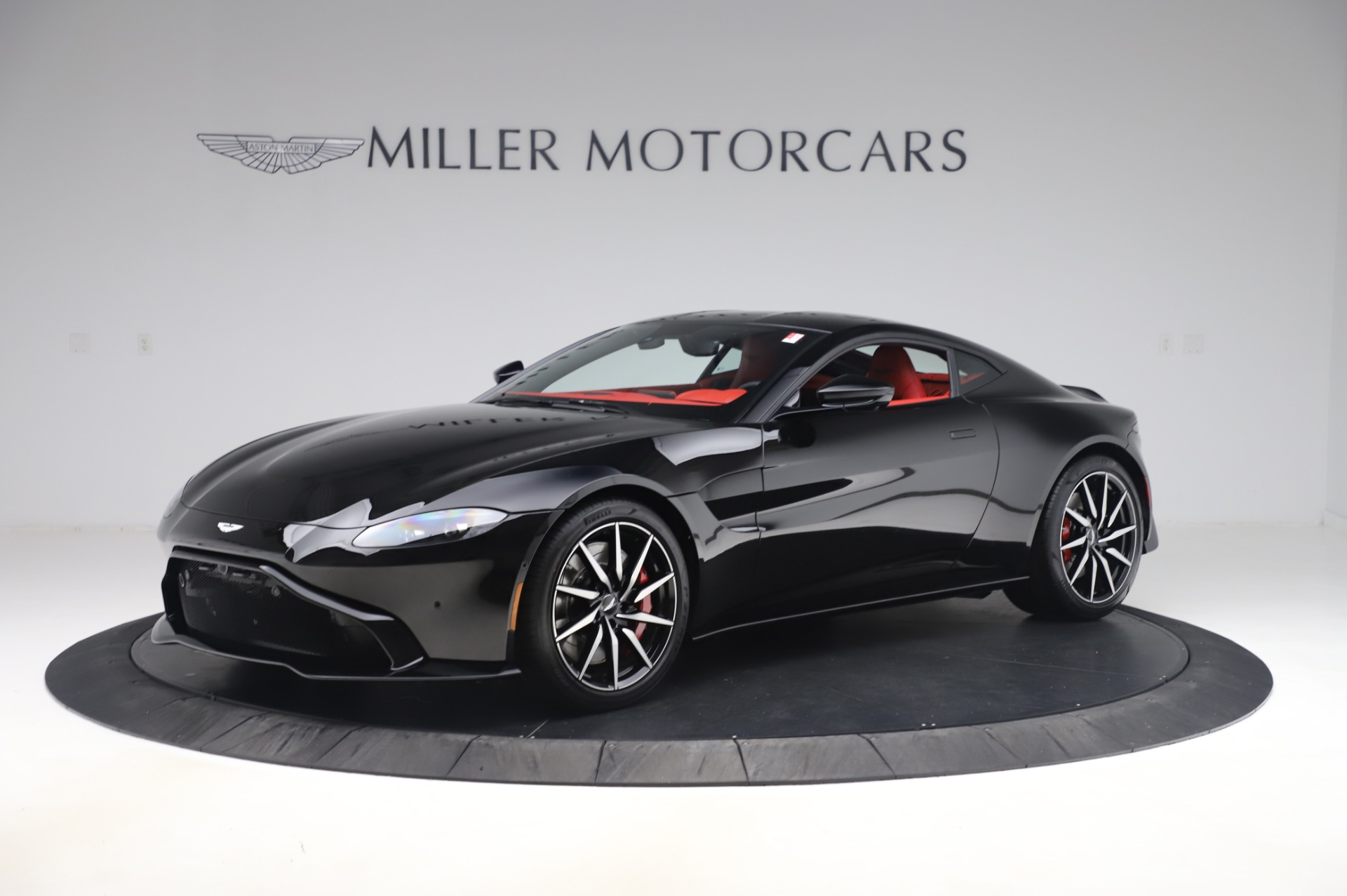 New 2020 Aston Martin Vantage Coupe for sale $185,181 at Maserati of Greenwich in Greenwich CT 06830 1