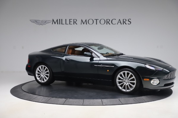 Used 2003 Aston Martin V12 Vanquish Coupe for sale $79,900 at Maserati of Greenwich in Greenwich CT 06830 10