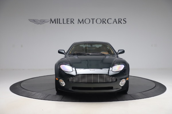 Used 2003 Aston Martin V12 Vanquish Coupe for sale $79,900 at Maserati of Greenwich in Greenwich CT 06830 12