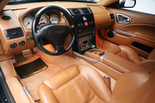 Used 2003 Aston Martin V12 Vanquish Coupe for sale $79,900 at Maserati of Greenwich in Greenwich CT 06830 13