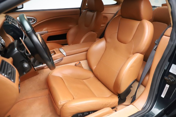 Used 2003 Aston Martin V12 Vanquish Coupe for sale $79,900 at Maserati of Greenwich in Greenwich CT 06830 15