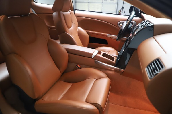Used 2003 Aston Martin V12 Vanquish Coupe for sale $79,900 at Maserati of Greenwich in Greenwich CT 06830 22
