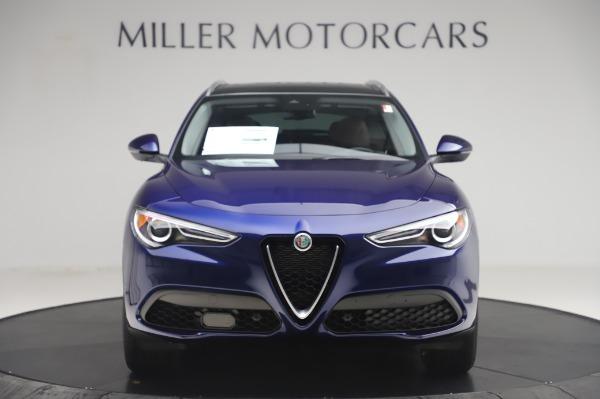 New 2020 Alfa Romeo Stelvio Q4 for sale Sold at Maserati of Greenwich in Greenwich CT 06830 12