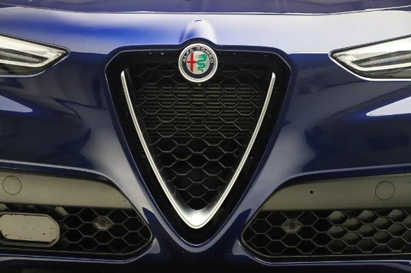 New 2020 Alfa Romeo Stelvio Q4 for sale Sold at Maserati of Greenwich in Greenwich CT 06830 13