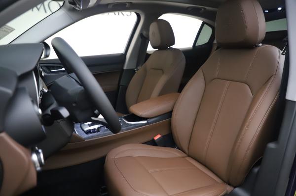 New 2020 Alfa Romeo Stelvio Q4 for sale Sold at Maserati of Greenwich in Greenwich CT 06830 15
