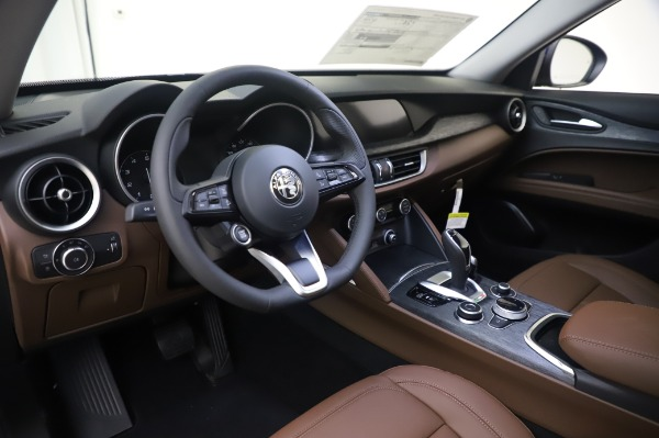 New 2020 Alfa Romeo Stelvio Q4 for sale Sold at Maserati of Greenwich in Greenwich CT 06830 17