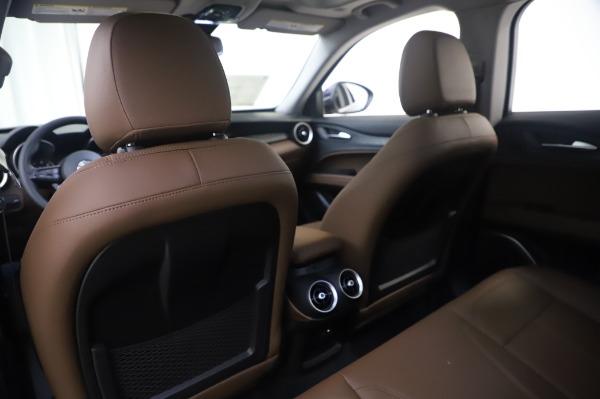 New 2020 Alfa Romeo Stelvio Q4 for sale Sold at Maserati of Greenwich in Greenwich CT 06830 21