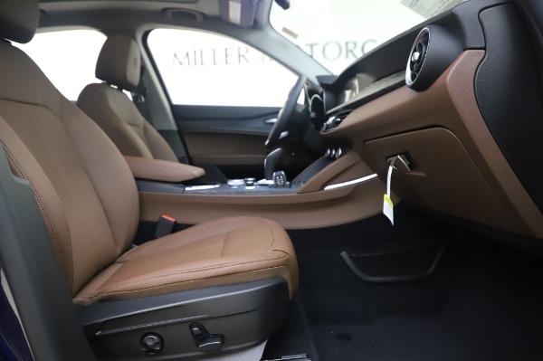 New 2020 Alfa Romeo Stelvio Q4 for sale Sold at Maserati of Greenwich in Greenwich CT 06830 24