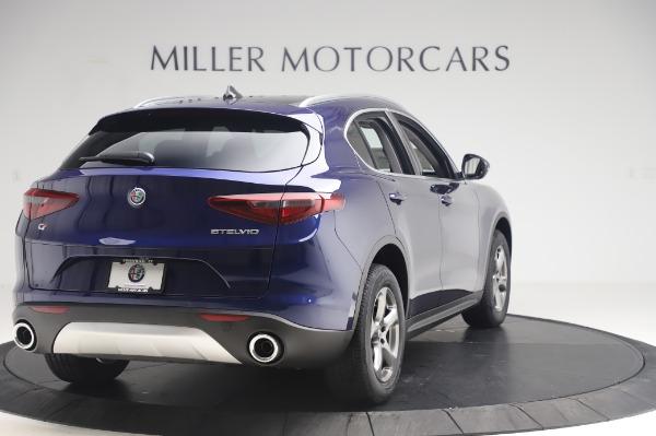 New 2020 Alfa Romeo Stelvio Q4 for sale Sold at Maserati of Greenwich in Greenwich CT 06830 7