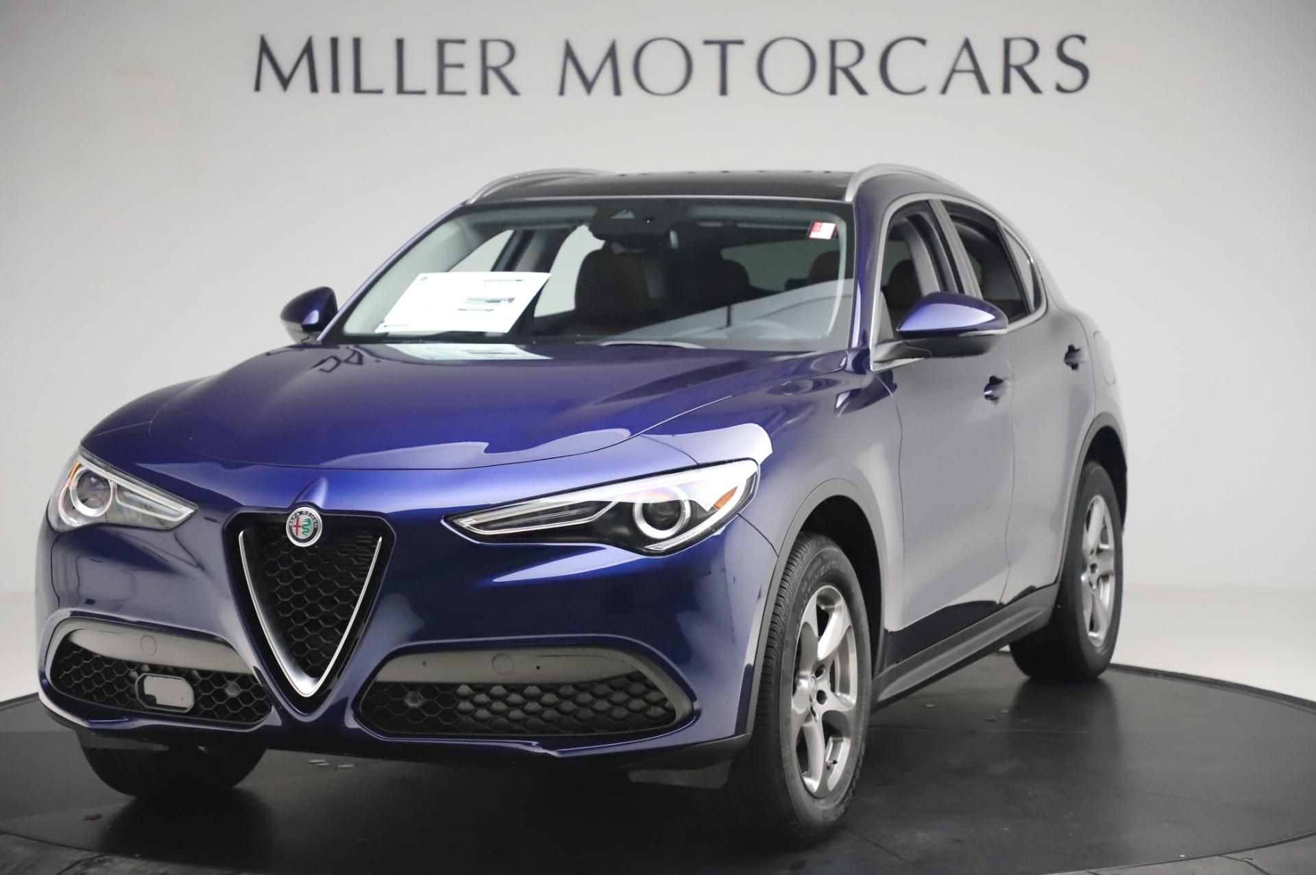 New 2020 Alfa Romeo Stelvio Q4 for sale Sold at Maserati of Greenwich in Greenwich CT 06830 1
