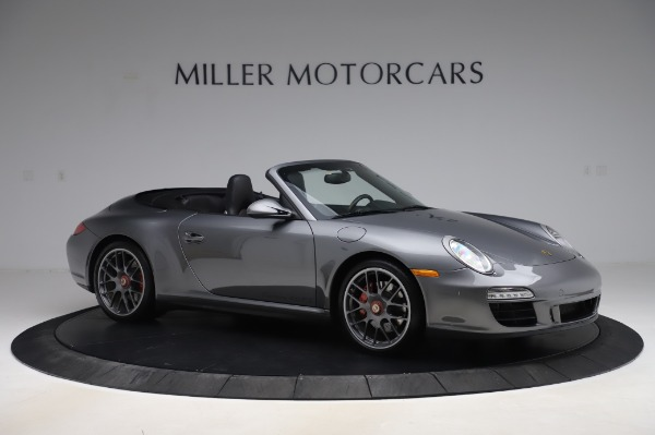 Used 2012 Porsche 911 Carrera 4 GTS for sale $79,900 at Maserati of Greenwich in Greenwich CT 06830 10