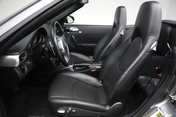 Used 2012 Porsche 911 Carrera 4 GTS for sale $79,900 at Maserati of Greenwich in Greenwich CT 06830 13