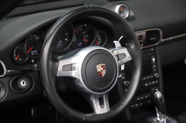 Used 2012 Porsche 911 Carrera 4 GTS for sale $79,900 at Maserati of Greenwich in Greenwich CT 06830 15