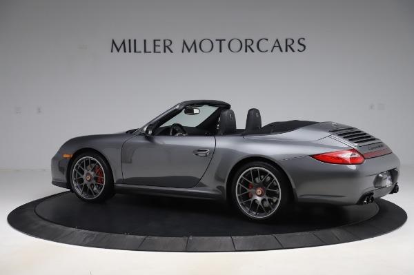 Used 2012 Porsche 911 Carrera 4 GTS for sale $79,900 at Maserati of Greenwich in Greenwich CT 06830 4