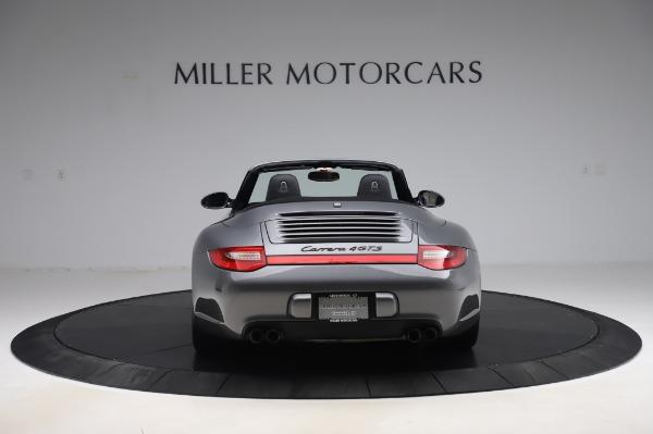 Used 2012 Porsche 911 Carrera 4 GTS for sale $79,900 at Maserati of Greenwich in Greenwich CT 06830 6