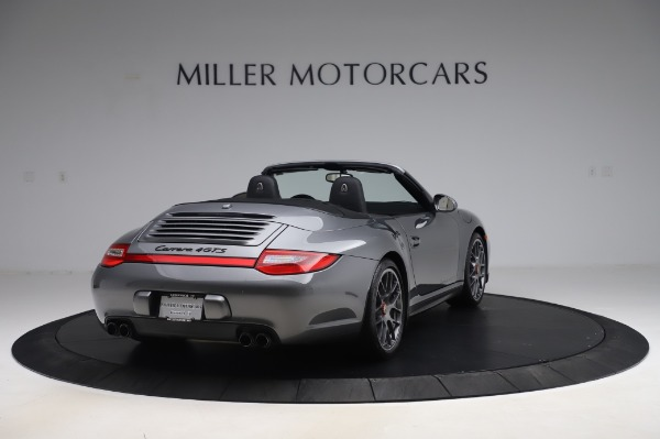 Used 2012 Porsche 911 Carrera 4 GTS for sale $79,900 at Maserati of Greenwich in Greenwich CT 06830 7