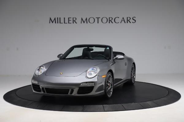 Used 2012 Porsche 911 Carrera 4 GTS for sale $79,900 at Maserati of Greenwich in Greenwich CT 06830 1