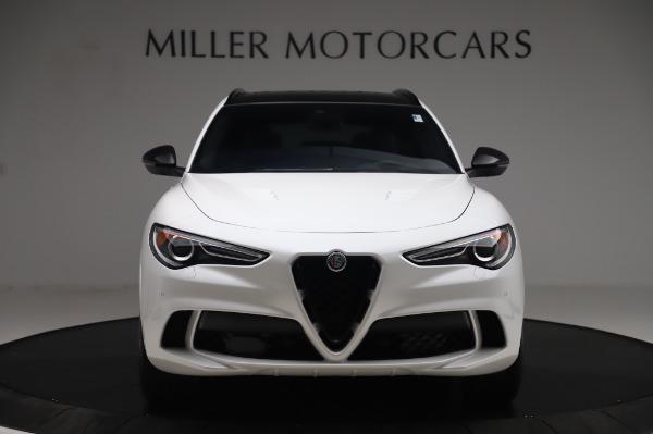 New 2020 Alfa Romeo Stelvio Quadrifoglio for sale Sold at Maserati of Greenwich in Greenwich CT 06830 12