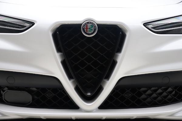 New 2020 Alfa Romeo Stelvio Quadrifoglio for sale Sold at Maserati of Greenwich in Greenwich CT 06830 13