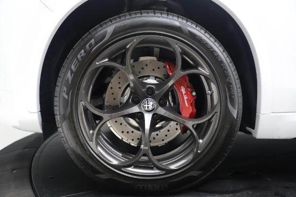New 2020 Alfa Romeo Stelvio Quadrifoglio for sale Sold at Maserati of Greenwich in Greenwich CT 06830 14