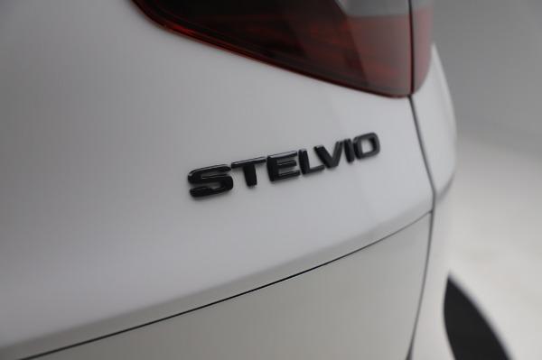 New 2020 Alfa Romeo Stelvio Quadrifoglio for sale Sold at Maserati of Greenwich in Greenwich CT 06830 17