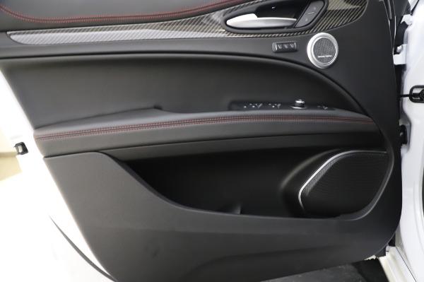 New 2020 Alfa Romeo Stelvio Quadrifoglio for sale Sold at Maserati of Greenwich in Greenwich CT 06830 23