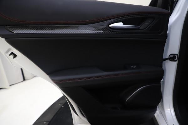 New 2020 Alfa Romeo Stelvio Quadrifoglio for sale Sold at Maserati of Greenwich in Greenwich CT 06830 28