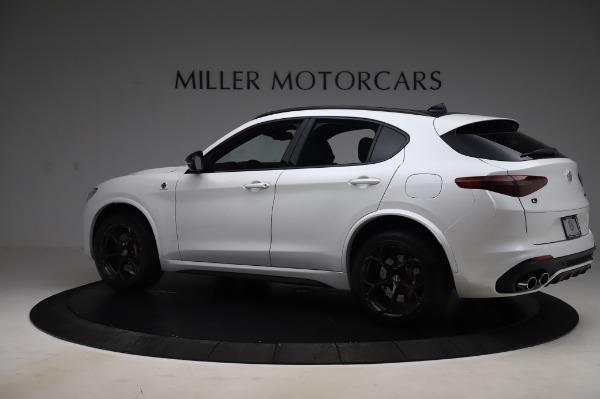 New 2020 Alfa Romeo Stelvio Quadrifoglio for sale Sold at Maserati of Greenwich in Greenwich CT 06830 4
