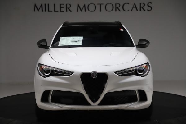 New 2020 Alfa Romeo Stelvio Quadrifoglio for sale $89,145 at Maserati of Greenwich in Greenwich CT 06830 12