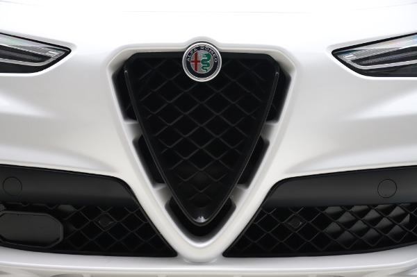 New 2020 Alfa Romeo Stelvio Quadrifoglio for sale $89,145 at Maserati of Greenwich in Greenwich CT 06830 13