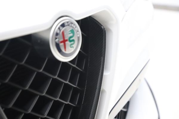 New 2020 Alfa Romeo Stelvio Quadrifoglio for sale $89,145 at Maserati of Greenwich in Greenwich CT 06830 14