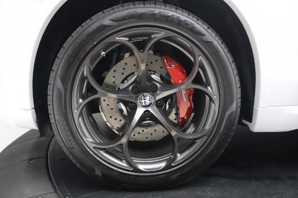 New 2020 Alfa Romeo Stelvio Quadrifoglio for sale $89,145 at Maserati of Greenwich in Greenwich CT 06830 16
