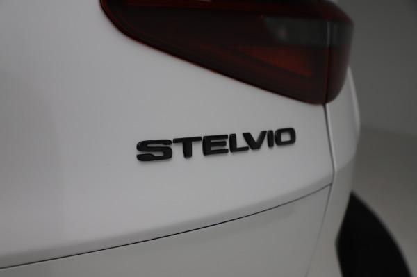 New 2020 Alfa Romeo Stelvio Quadrifoglio for sale $89,145 at Maserati of Greenwich in Greenwich CT 06830 19
