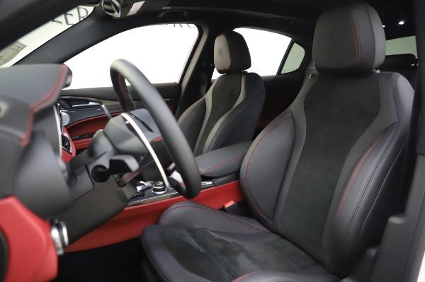 New 2020 Alfa Romeo Stelvio Quadrifoglio for sale $89,145 at Maserati of Greenwich in Greenwich CT 06830 23