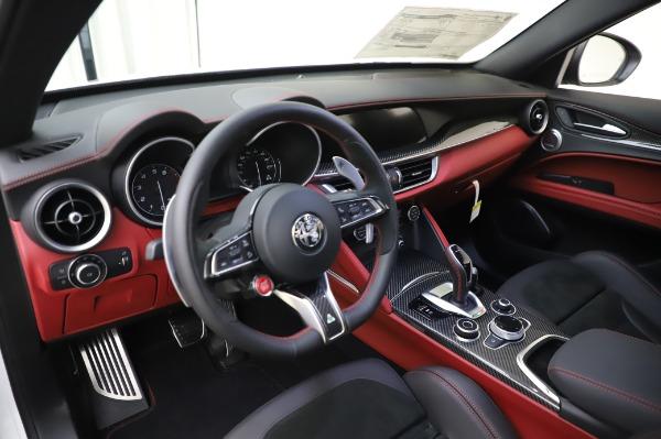New 2020 Alfa Romeo Stelvio Quadrifoglio for sale $89,145 at Maserati of Greenwich in Greenwich CT 06830 25