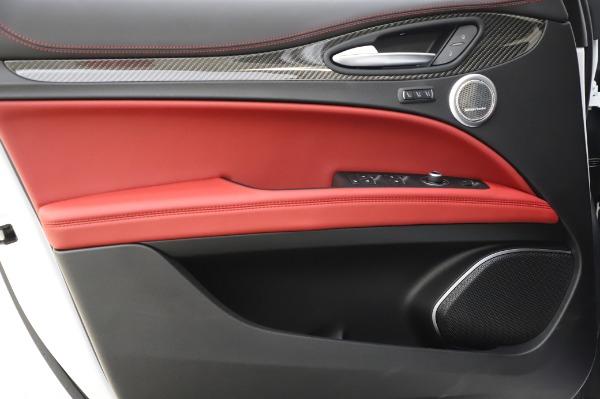 New 2020 Alfa Romeo Stelvio Quadrifoglio for sale $89,145 at Maserati of Greenwich in Greenwich CT 06830 26