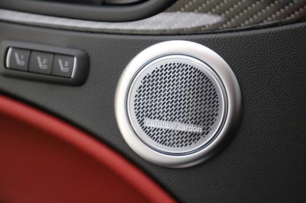 New 2020 Alfa Romeo Stelvio Quadrifoglio for sale $89,145 at Maserati of Greenwich in Greenwich CT 06830 28
