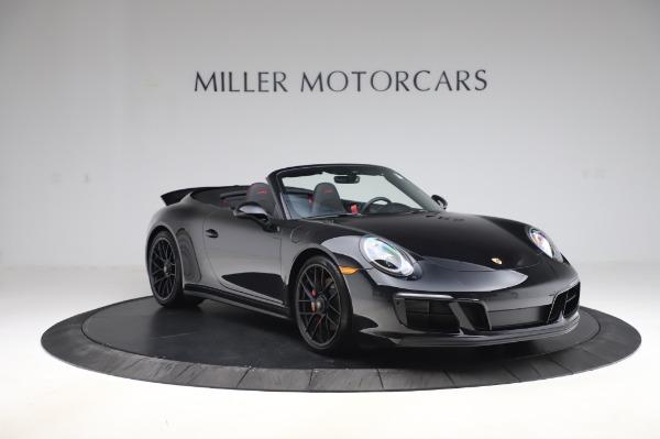 Used 2018 Porsche 911 Carrera 4 GTS for sale $137,900 at Maserati of Greenwich in Greenwich CT 06830 10