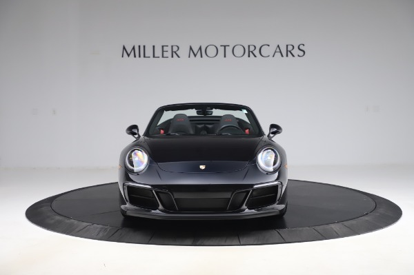 Used 2018 Porsche 911 Carrera 4 GTS for sale $137,900 at Maserati of Greenwich in Greenwich CT 06830 11