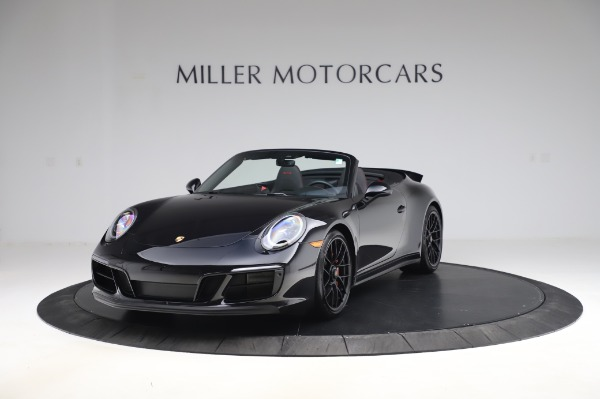 Used 2018 Porsche 911 Carrera 4 GTS for sale $137,900 at Maserati of Greenwich in Greenwich CT 06830 12